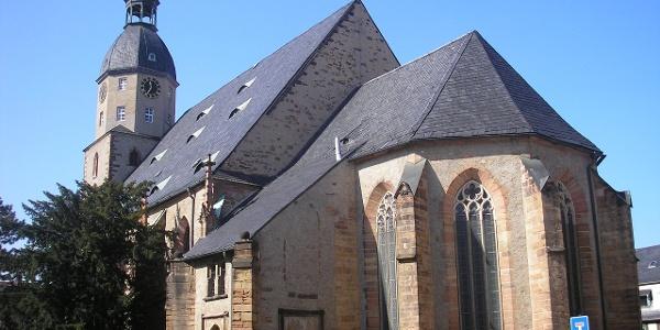 St. Nikolai - Schmölln