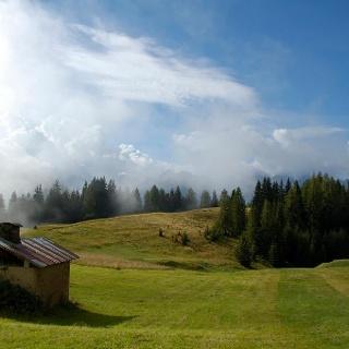 Almweiden in Vardabe