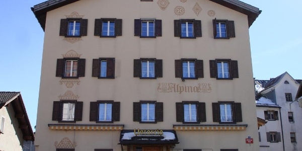 Gasthaus Alpina in Salouf