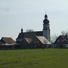 Blick auf St. Vit