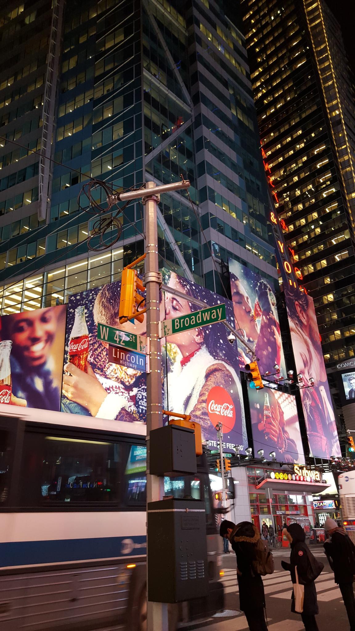 New York City-Tour Durch Das Zentrum Von Manhattan
