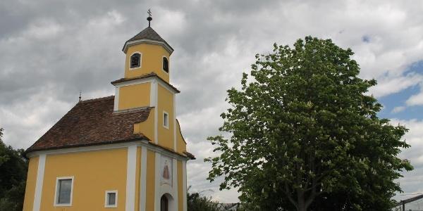 Kernkapelle von Aussen