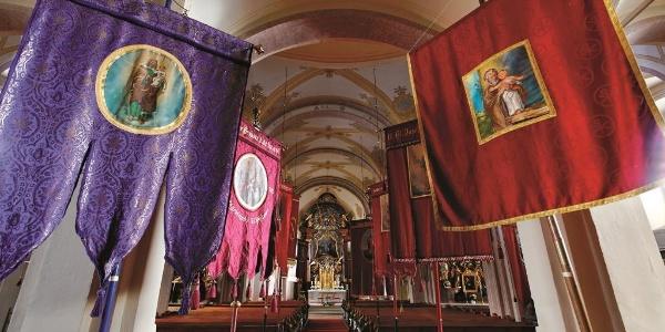 Barockkirche St. Ruprecht an der Raab Innenansicht