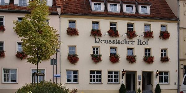 Hausansicht Reussischer Hof
