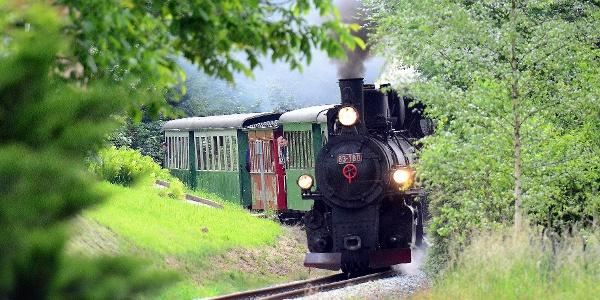 Die Feistritztalbahn in der Oststeiermark