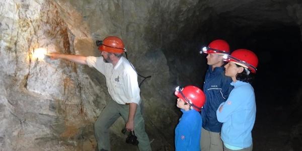 Goldmine in Gondo