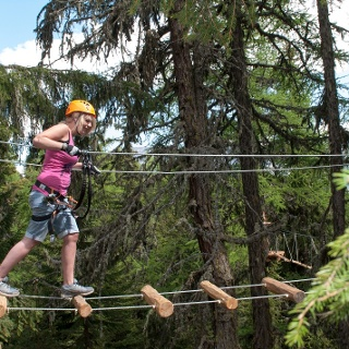 The adventure park Baschweri