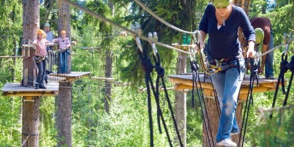 Seilpark Fun Forest