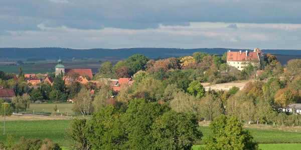Blick auf Hornburg