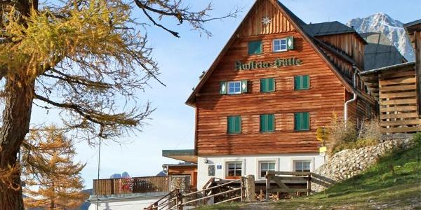 Austriahütte am Fünf Hütten Weg