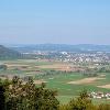Ramsener Blick zum Rosenegg