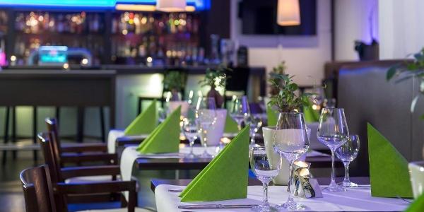 Bar im Mercure Hotel Bielefeld Johannisberg
