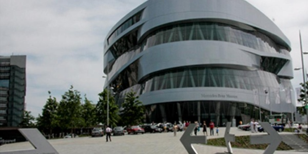 Die Mercedeswelt - das Automobilmuseum
