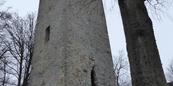 Bergfried der Schwarzenburg