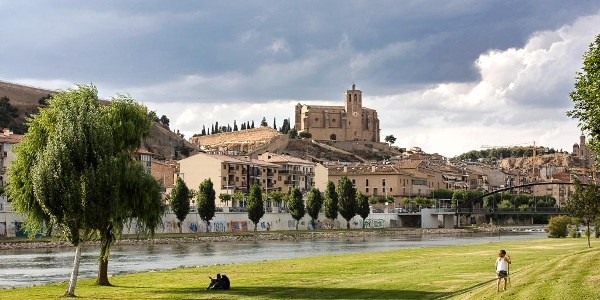 Balaguer. La Noguera