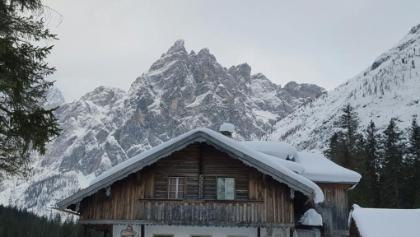 Beginn des Weges zur Talschlusshütte