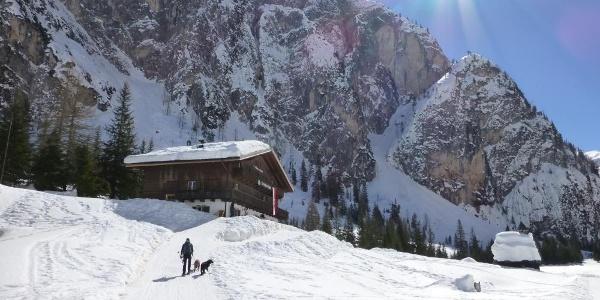 Innerfeldtal Drei Schusterhütte Innichen