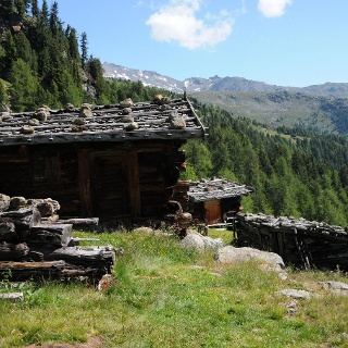 Malga Pilsberg/Pilsberg Mountain Hut