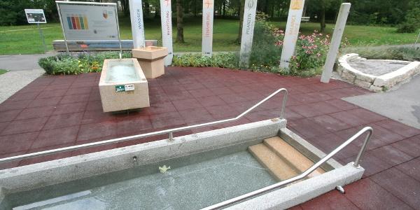 Kurpark in Bad Wörishofen