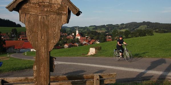 Bei Stiefenhofen