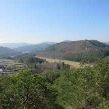 Aussichtspunkt am Eichelberg