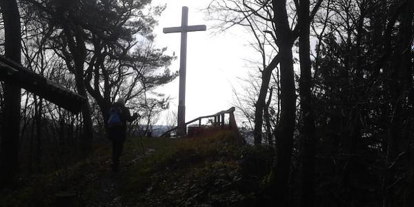 am Weissen Kreuz oberhalb Hammer