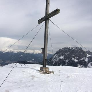 Gipfelkreuz Dorfberg