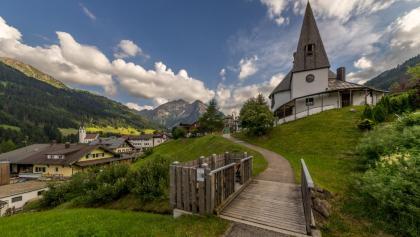 Evangelische Kirche Hirschegg