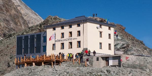 Cabane de Hörnli ¦ Base Camp Matterhorn - Réouverture été 2015