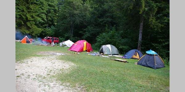 Zelenkovac kamp