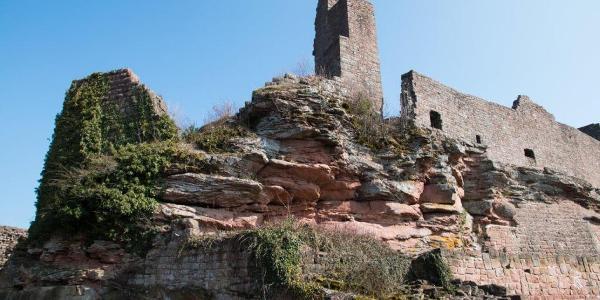 Ruine Madenburg