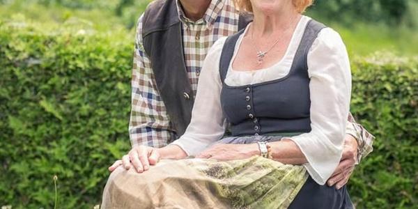 Ihre Gastgeber Monika und Elmar