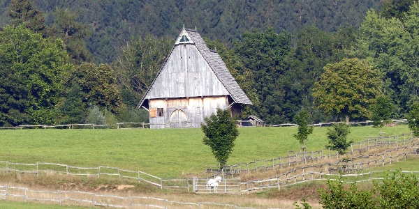 Mittelalterhaus in Nienover