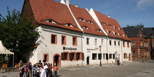 Priesterhäuser Zwickau