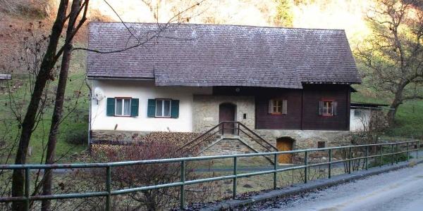Breinmühle am Klausenausgang