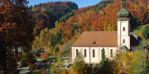 Auf dem Lebensweg - Klosterkirche St. Ulrich