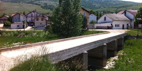 Omolje bridge