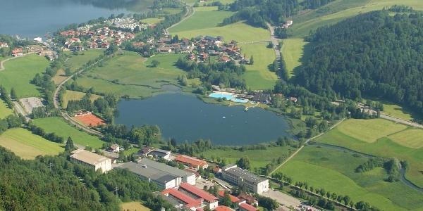 אגם אלפזה הקטן (Kleiner Alpsee)