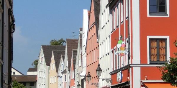 Kornstraße Mindelheim