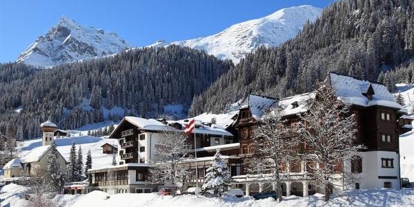 Hotel Madrisa Winter