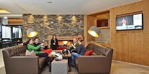 Kamin Sporthotel Silvretta Montafon