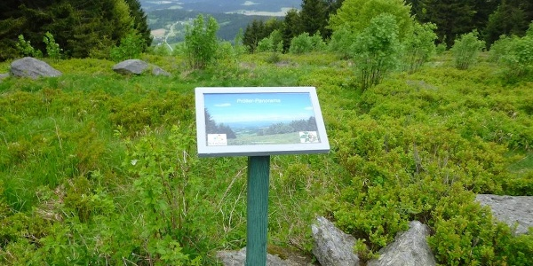 Panorama-Tafel