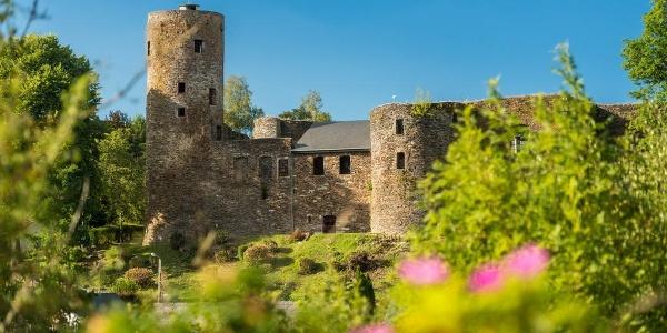 Burgruine von Burg-Reuland