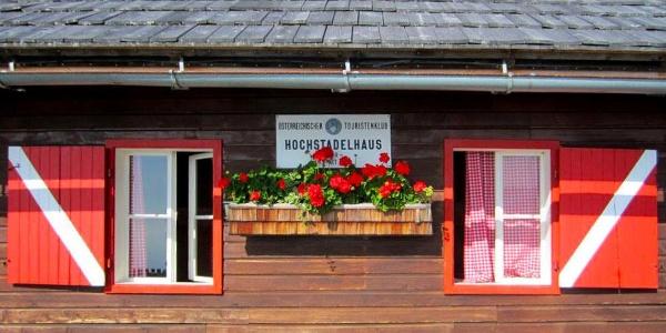 Hochstadel Schutzhaus des ÖTK