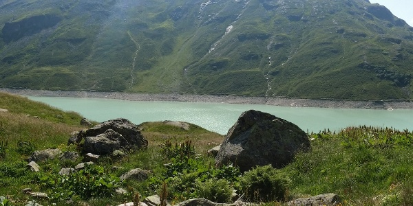 Panorama Silvretta-Bielerhöhe