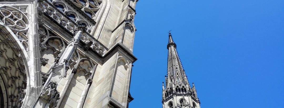 Der Neue Dom in Linz