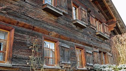 Altes Bauernhaus in Vorarlberg