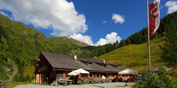 Kreealm-Bichlhütte, 1.570 m