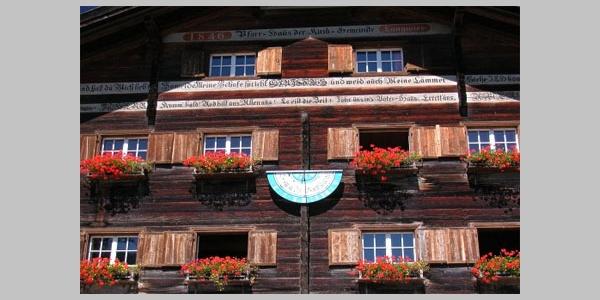 Altes Valserhaus.