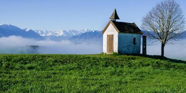 Fernwanderweg Meditationsweg - Die Aidlinger Kapelle